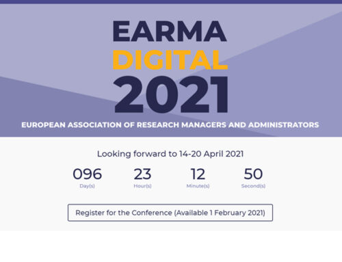 foRMAtion at EARMA Digital Conference in 2021